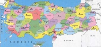 Google Maps ile İl İlçe Konum Seçimi