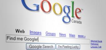 Herkesin derdi Google